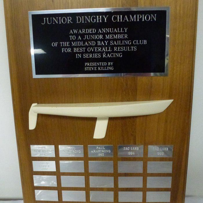 Junior Dinghy