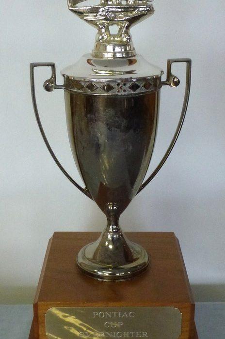 Pontiac Cup Overnighter