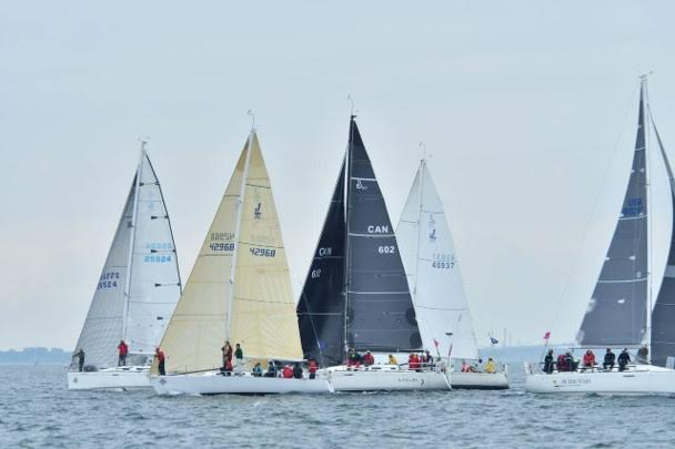 Bayview to Mackinac Island Race 2017