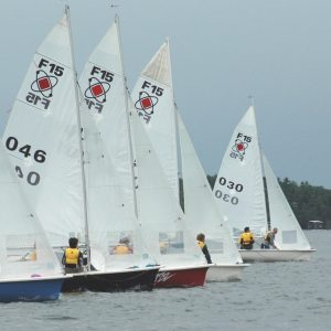 Start Series 1 - Dinghy