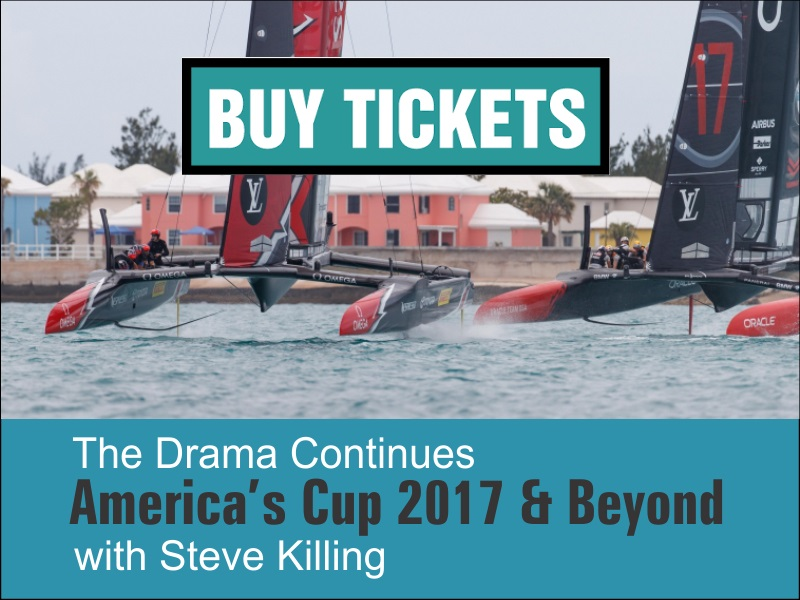 America's Cup 2017 and Beyond