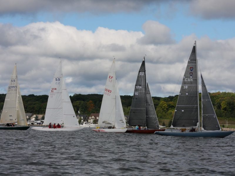 International 5.5 Regatta