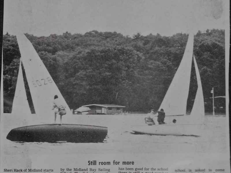 The Sailing School: The Early Years